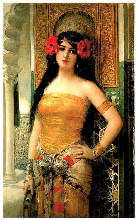 Dover+Orientalist+painting