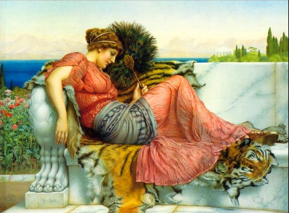 john_william_godward_072_amaryllis_1903