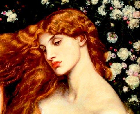 Lady-Lilith-Dante-Gabriel-Rossetti-e1440516580563